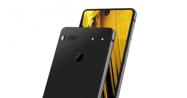 Te koop: Essential, nieuwe smartphone geannuleerd