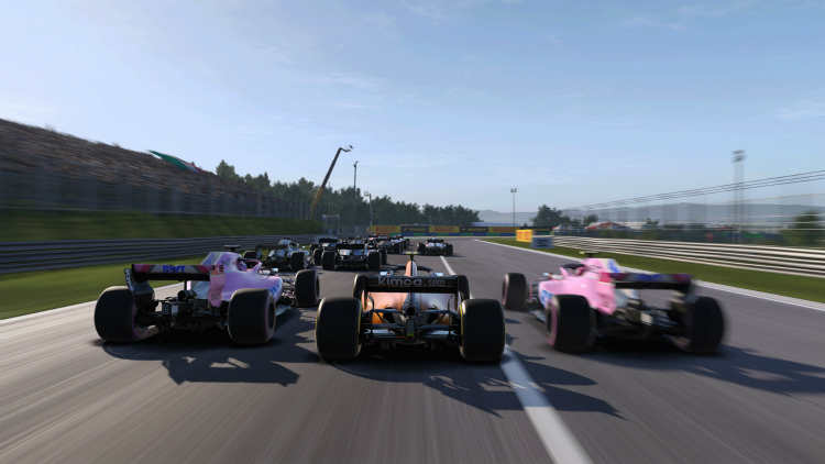 F1 2018 review