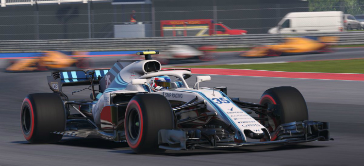 F1 2018 Williams