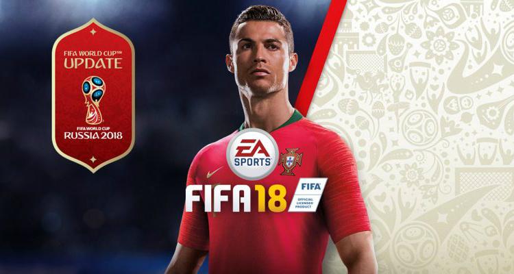 FIFA 18 WK editie
