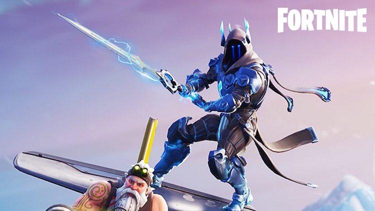 Dit wapen in Fortnite kun je niet meer gebruiken