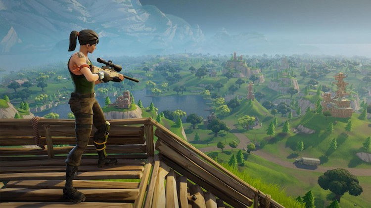 Fortnite op Android kan nog wel even gaan duren