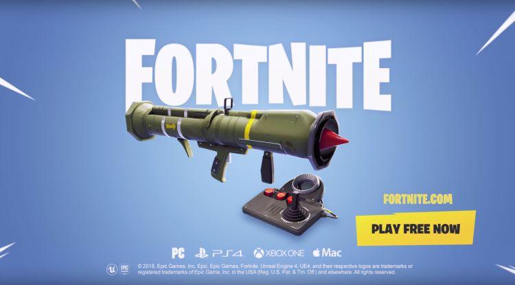 Fortnite krijgt bestuurbare raketten!