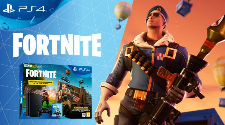 Fortnite PS4 bundel