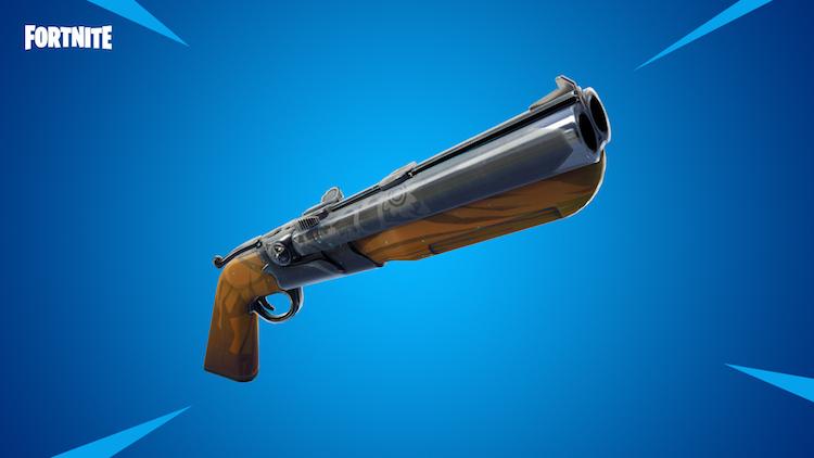 Fortnite update brengt shotgun en een nieuwe game modus