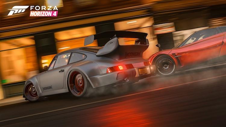Dit is de autolijst voor Forza Horizon 4