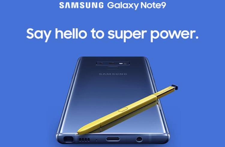 Video: Samsung lekt de Galaxy Note 9!