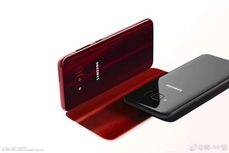 Nieuwe variant Samsung Galaxy S8 duikt op