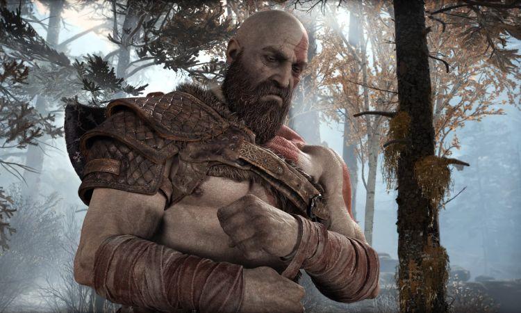 Kratos is een beaaast