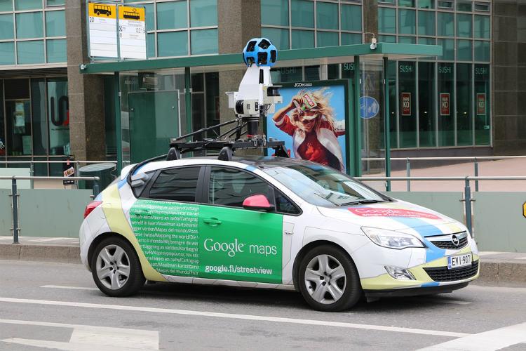 Google Maps verwijdert taxidienst