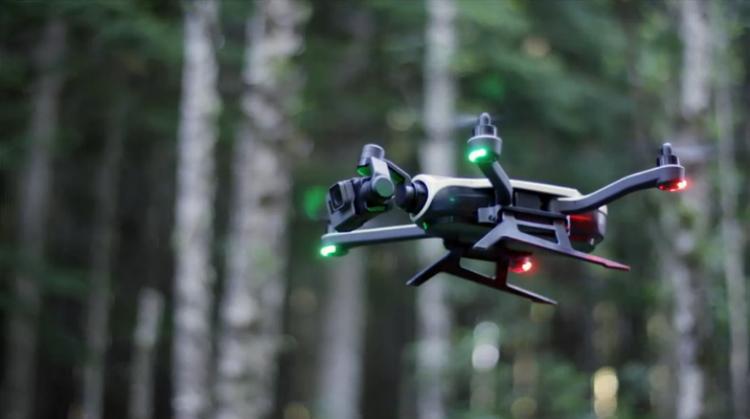 GoPro stopt met drones