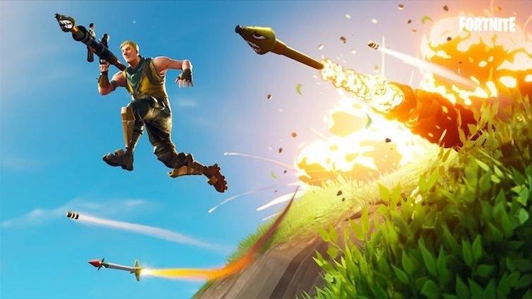 Fortnite: geleide raketten komen terug