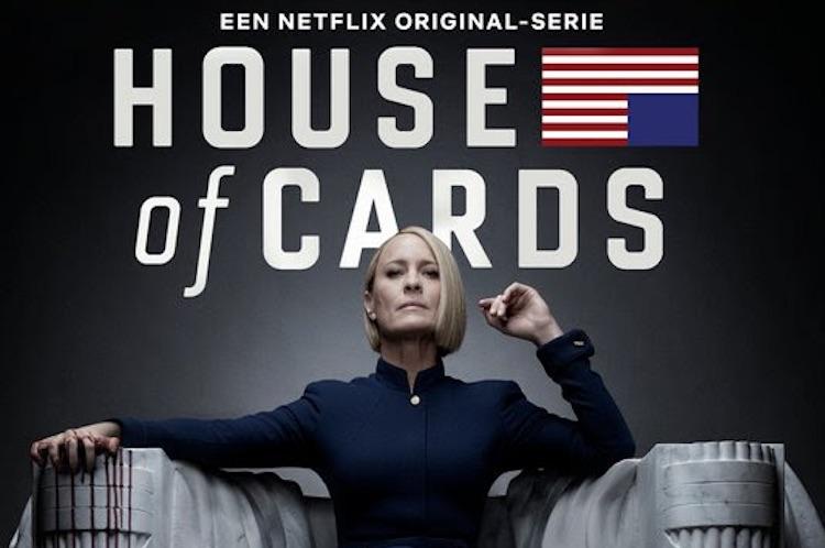 Laatste seizoen House of Cards dit najaar op Netflix