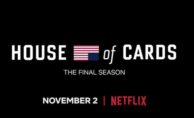 Wat staat Frank Underwood te wachten in House of Cards 6?