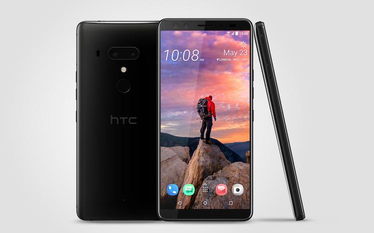 HTC U12+, een antwoord op de iPhone X en Galaxy S9
