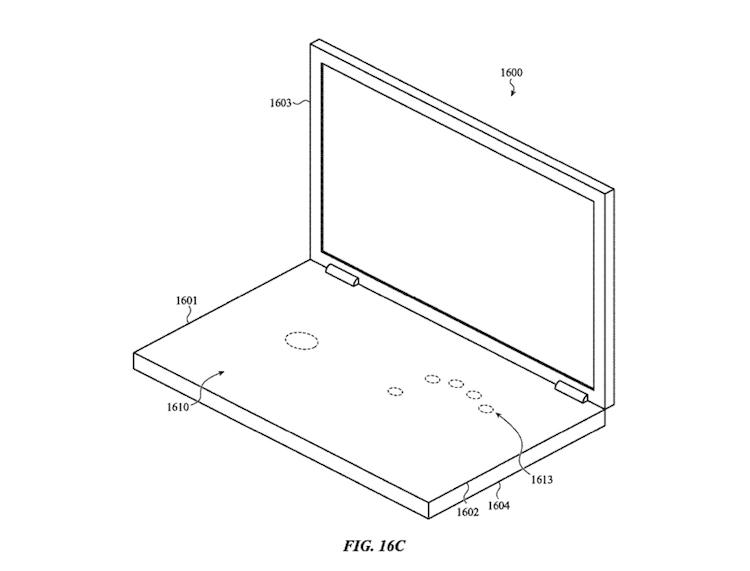 Macbook-patent