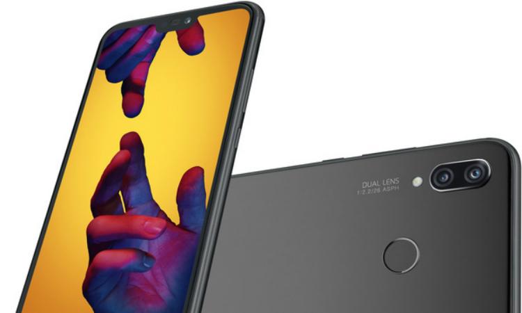 Huawei P20 Lite officieel