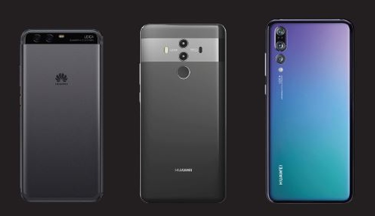 Huawei phones