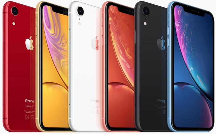 iPhone Xr (2018)