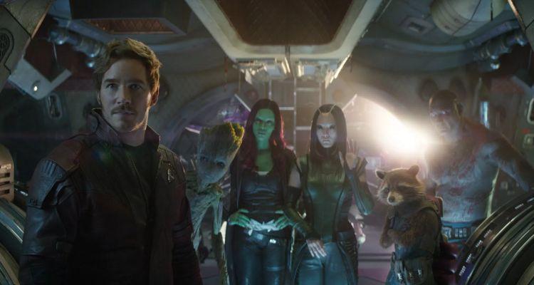 De Guardians zijn slechts een deel van het superheldenextravaganza