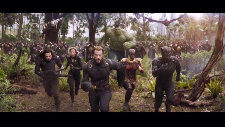 Captain America is een badass