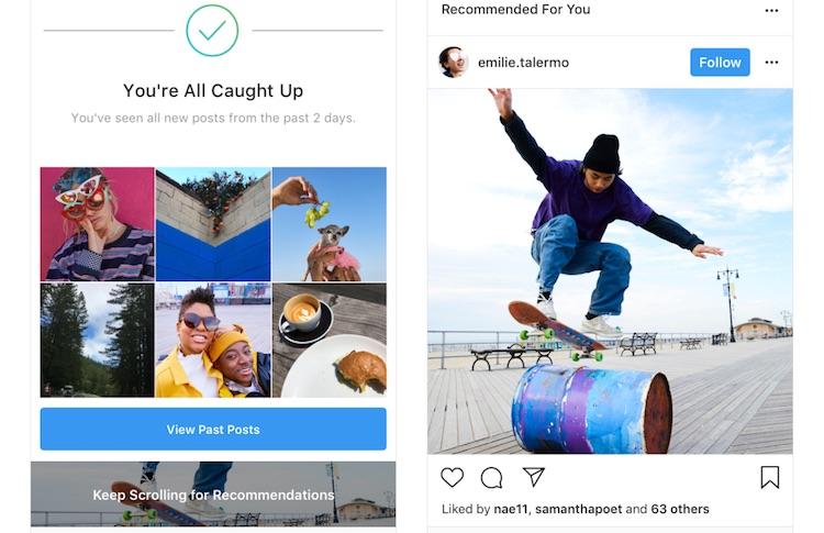 Instagram test feature waar niemand om heeft gevraagd