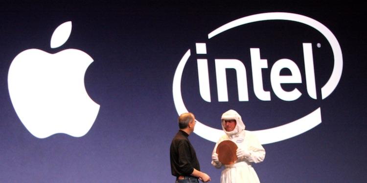 Intel en Apple