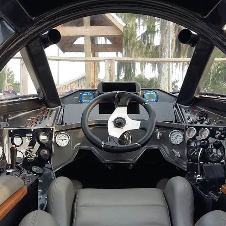 Dit is een speedboot én een duikboot