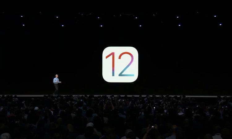 iOS 12 gepresenteerd