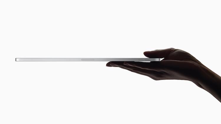 Apple blijft gebogen iPad-probleem ontkennen