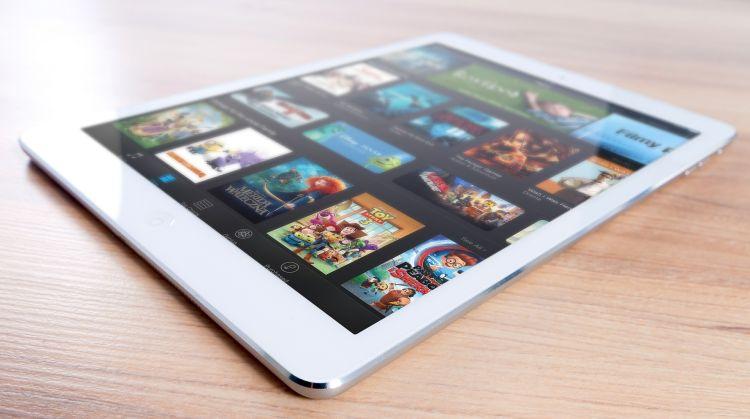 oudere iPad