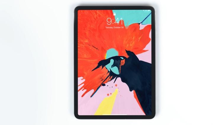 Dit is de nieuwe iPad Pro (2018) met Face ID