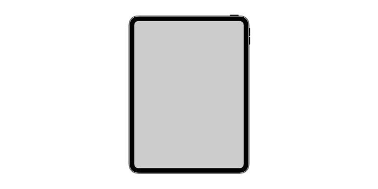 iPad Pro design gelekt