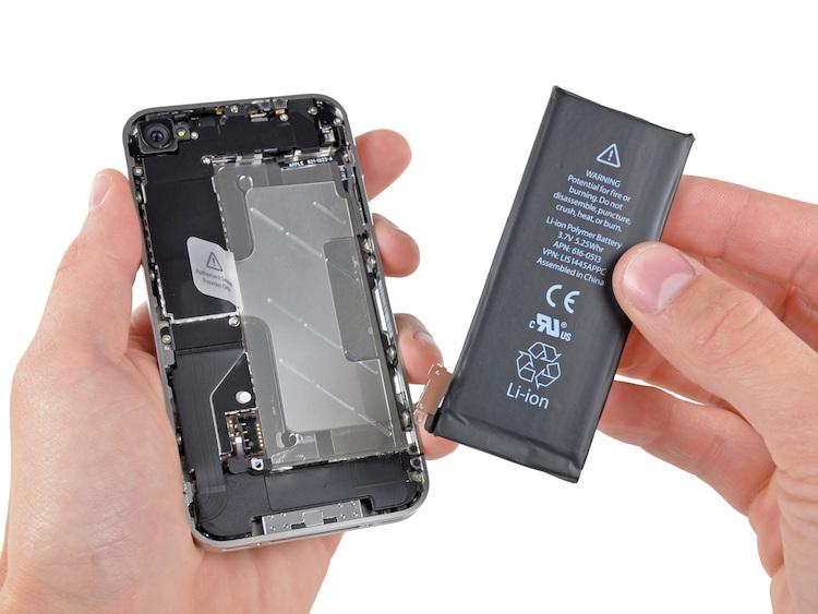 Zo vervang je de accu van de iPhone 6 Plus zelf