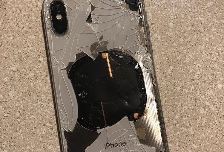 iPhone X kan ontploffen na installatie iOS 12.1?