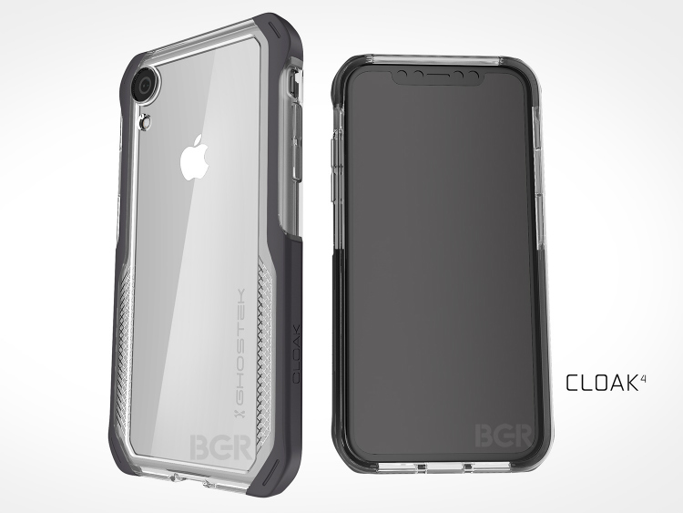iPhone render BGR
