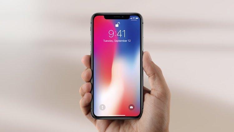 Bellen met een iPhone X? Onmogelijk