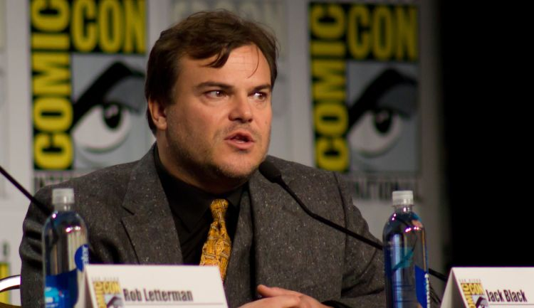 Jack Black gaat YouTube veroveren
