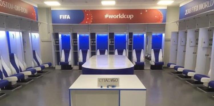 Japanse actie op WK gaat viral op sociale media