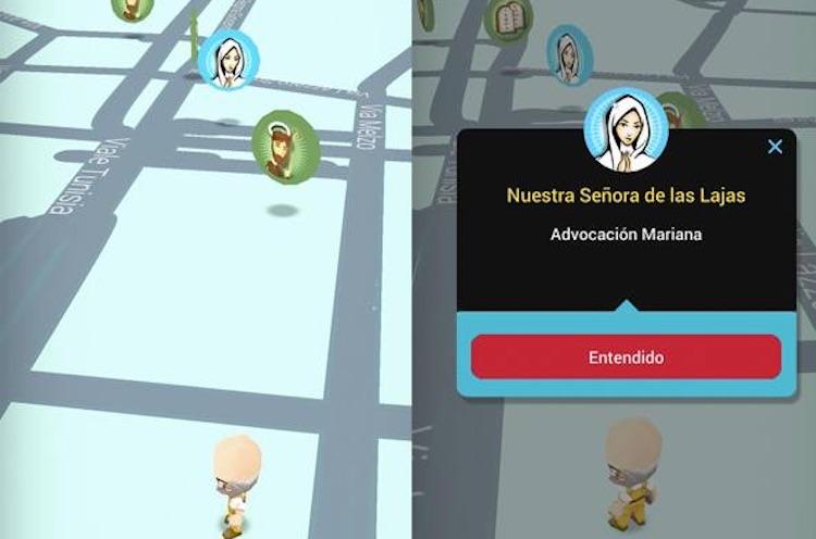 Bizar: hier is Pokémon Go voor katholieken