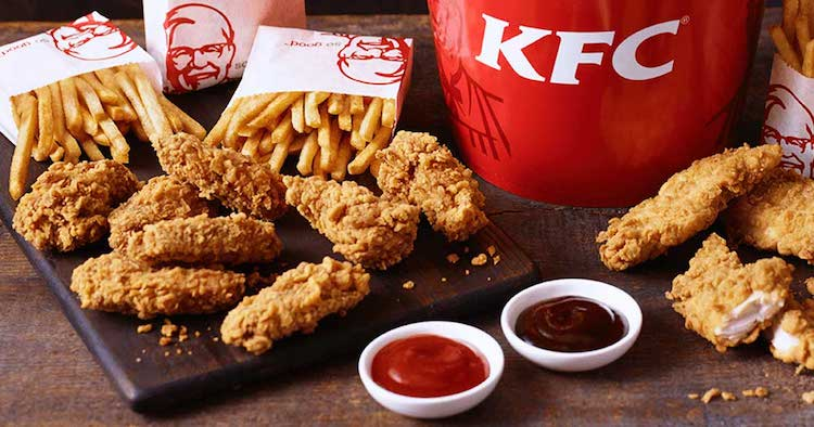 Bij KFC kun je afrekenen met Bitcoins