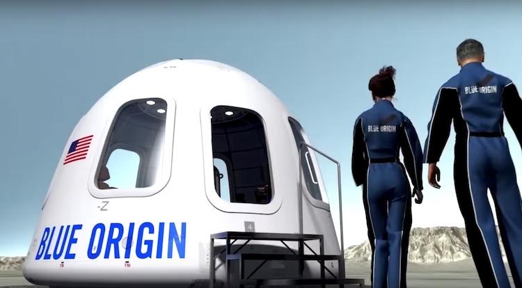 Koop volgend jaar een ticket voor je vlucht naar de ruimte