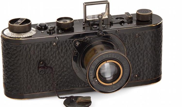 Dit is de duurste fotocamera ter wereld