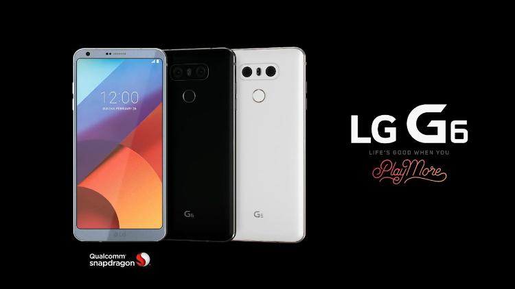 LG G7 gerucht