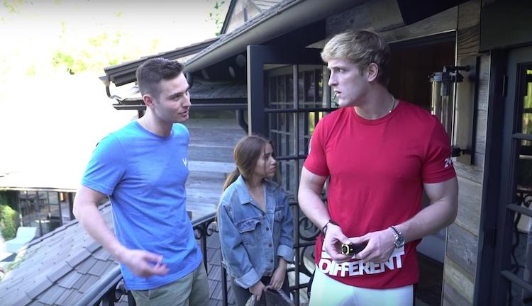YouTube breekt met Logan Paul, inkomsten afgepakt