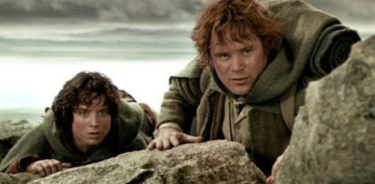 Lord of the Rings: mogelijk connectie tussen serie en films