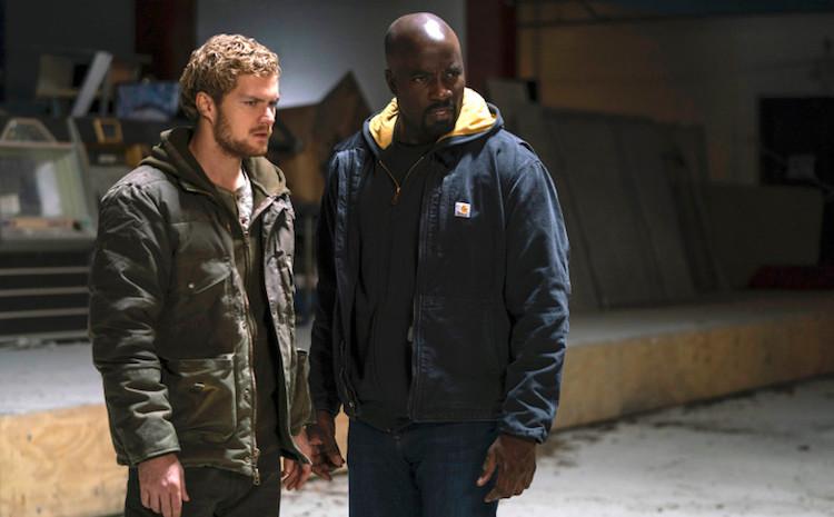 Ook met deze serie gaan Netflix en Marvel stoppen