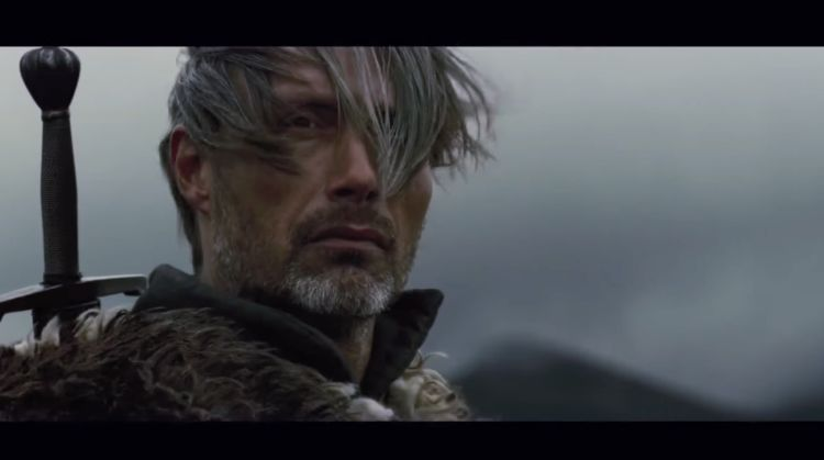 Geralt... maar dan in een andere film