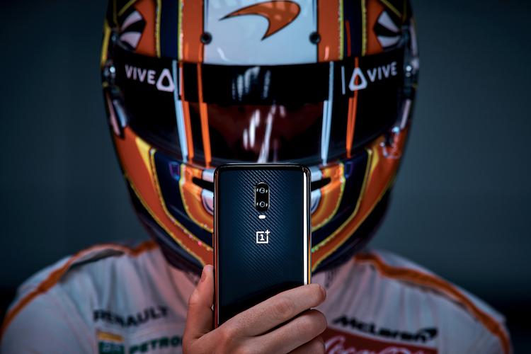 Officieel: OnePlus 6T McLaren Edition