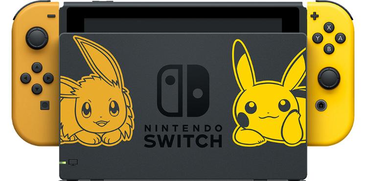 Nintendo Switch Pokémon